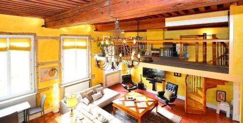 Appart' Croix Rousse : Apartment near Lyon 4e Arrondissement