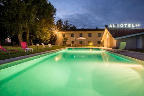 Aliotel : Hotel near Eugénie-les-Bains