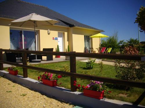 La Marie-Pierre : Guest accommodation near Peillac