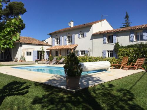Domaine de Pincardel : Guest accommodation near Alaigne