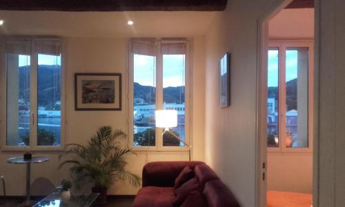 Appartement La Méditerranée vue sur la Mer : Apartment near Port-Vendres