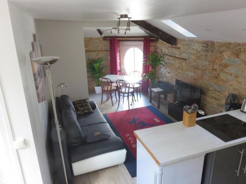 Appartement de Charme - Centre Ville : Apartment near Lusanger