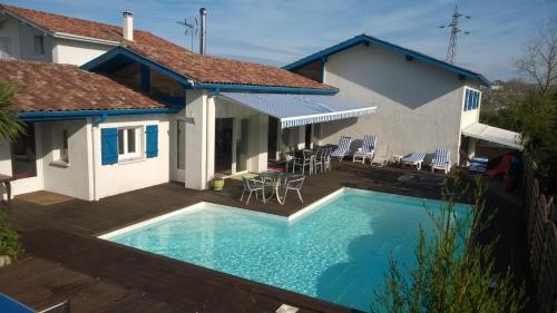 Villa Suerte : Guest accommodation near Ahetze