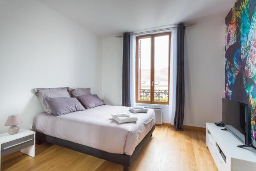 The Pearl : Apartment near Maisons-Alfort