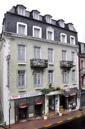 Hotel du Commerce et de Navarre : Hotel near Lourdes