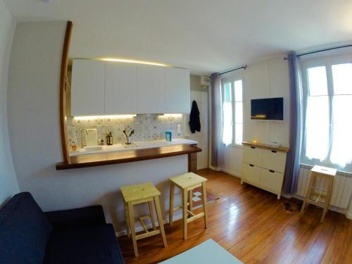 Appartement Sur Cour Fontainebleau : Apartment near Montigny-sur-Loing