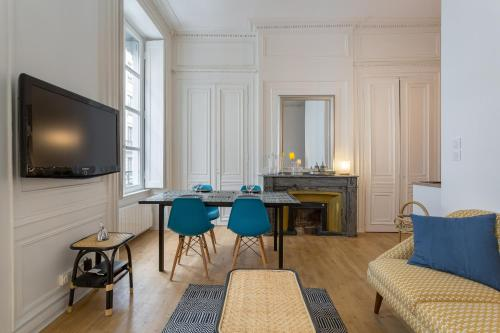 Patchwork : Apartment near Lyon 2e Arrondissement