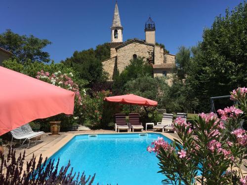 Domaine Lafayette : Bed and Breakfast near Loriol-du-Comtat