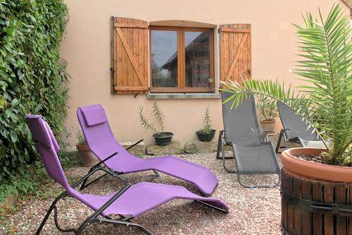 Gite Les 3 S : Guest accommodation near Bligny-lès-Beaune