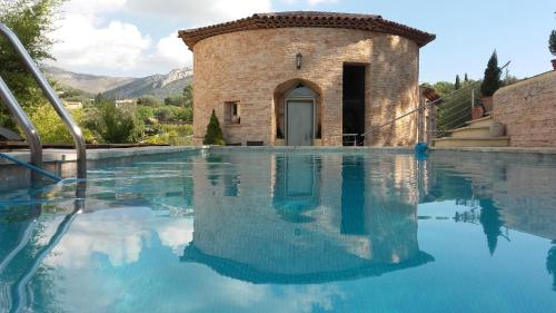 French Riviera Gaudissard : Guest accommodation near Coursegoules