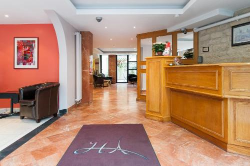 Hotel Americain : Hotel near Paris 3e Arrondissement