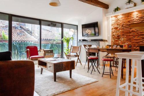 Loft 9 Rue Fermat : Apartment near Toulouse