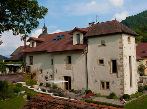 Le Manoir : Bed and Breakfast near Franclens
