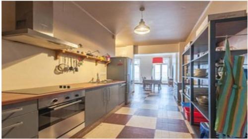 Chez Georges : Apartment near Villemoustaussou