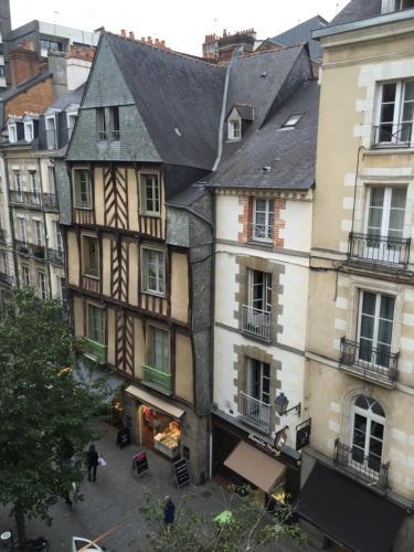 Le Duplex : Apartment near Rennes