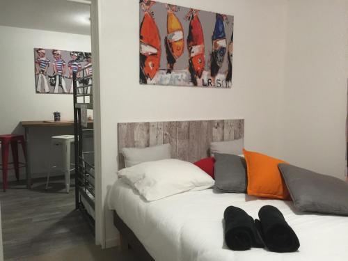 petite pause rochelaise : Guest accommodation near Dompierre-sur-Mer