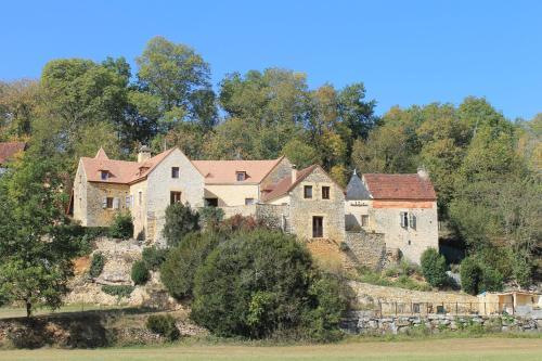 Les Terrasses de Gaumier : Bed and Breakfast near Bouzic