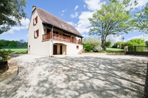 Villa Perigord : Guest accommodation near Saint-Projet