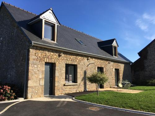 La Maison de Benjamin : Bed and Breakfast near Livré-sur-Changeon