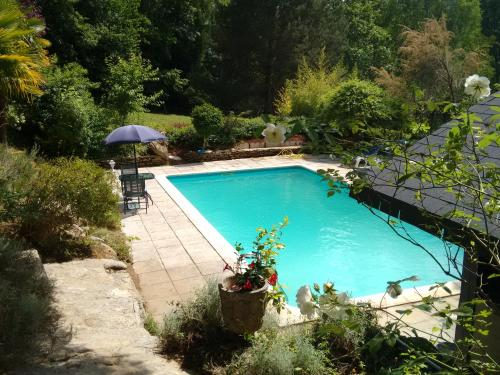 Chambres d'Hôtes Horizons Verts : Bed and Breakfast near Belfort-sur-Rebenty