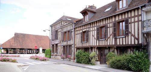 Logis Le Tadorne : Hotel near Villeret