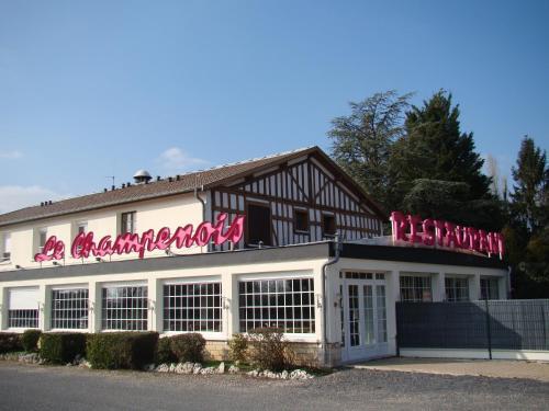 Annexe le Champenois : Hotel near Villeret