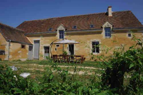 La Goglinière : Guest accommodation near Saint-Cyr-la-Rosière