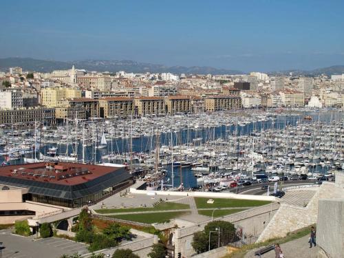 Pharo Catalans : Apartment near Marseille 7e Arrondissement
