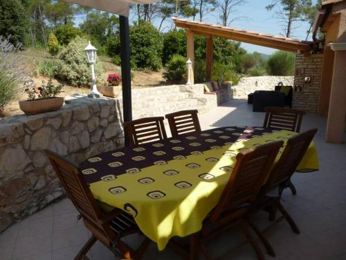 Villa Valeriane : Bed and Breakfast near Rocbaron