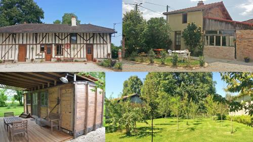 A la Bonne Franquette : Guest accommodation near Frampas