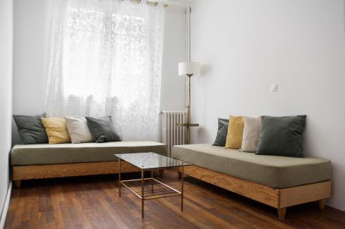Apartment near Père Lachaise : Apartment near Paris 20e Arrondissement