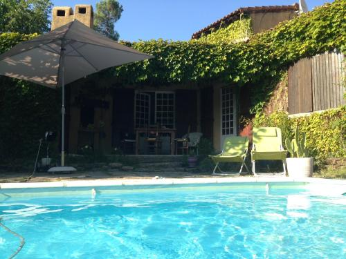 Les Mille Mimosas : Guest accommodation near Montselgues