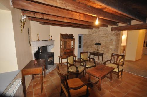 Chez Gérard : Guest accommodation near Saint-Juire-Champgillon