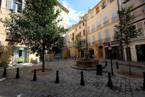 T2 Centre Ville : Apartment near Aix-en-Provence