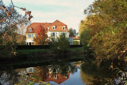 Les Prés D'ondine : Hotel near Ebersmunster