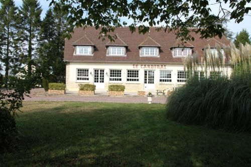 Le Cardinal : Bed and Breakfast near Branville