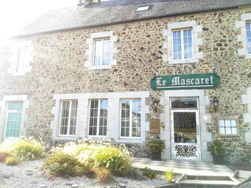 Le Mascaret - Restaurant Hotel Spa : Hotel near Bricqueville-la-Blouette