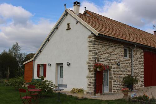 Au Clos Des Tourelles Gite : Guest accommodation near Lacanche