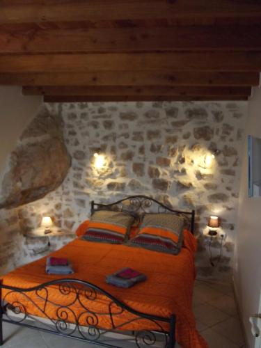 Le Mazet : Bed and Breakfast near Soumont