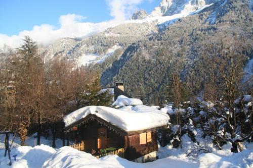 Chalet Alpine Rose : Guest accommodation near Chamonix-Mont-Blanc