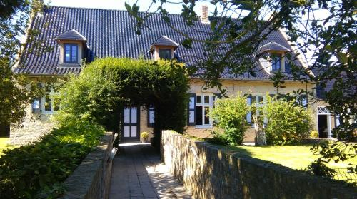 Domaine des Hautes Terres : Guest accommodation near Spycker