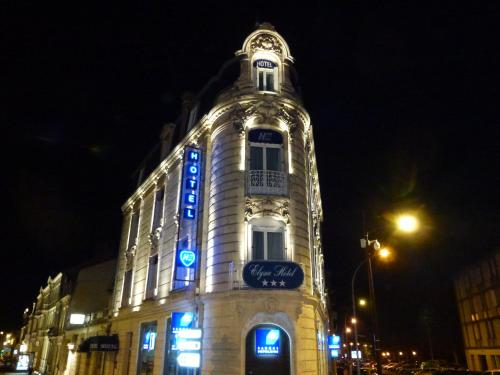 Élysée Hôtel : Hotel near Montipouret