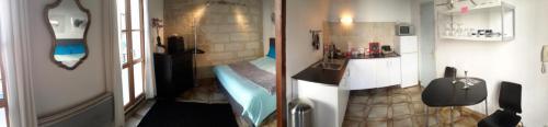 Chanteloche : Apartment near Avignon