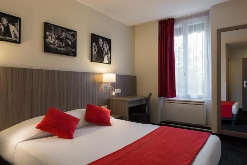 Reims Hotel : Hotel near Paris 19e Arrondissement