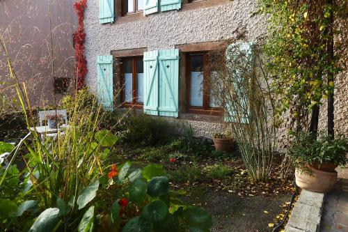 Gite et Couvert Chez Dimanche : Guest accommodation near Urcerey