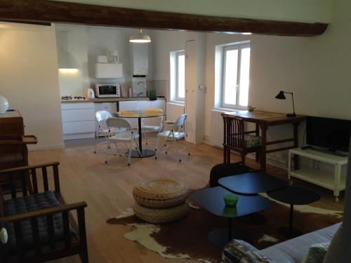 Mini Loft : Apartment near Avignon
