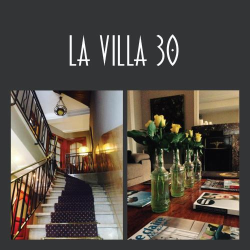 La Villa 30 : Bed and Breakfast near Faches-Thumesnil
