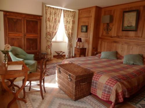 Chambres d'Hôtes du Hameau Les Brunes : Bed and Breakfast near Agen-d'Aveyron