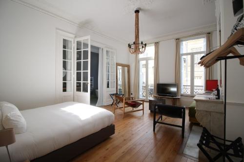 Casa Blanca B&B : Bed and Breakfast near Le Bouscat