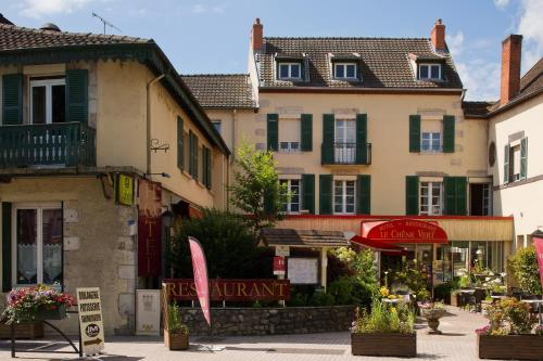 Le Chêne Vert : Hotel near Laféline